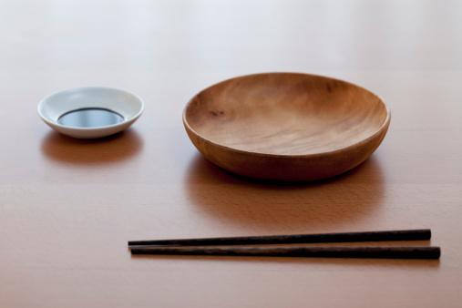 Soy Sauce「Simple Japanese Dish Setting」:スマホ壁紙(6)