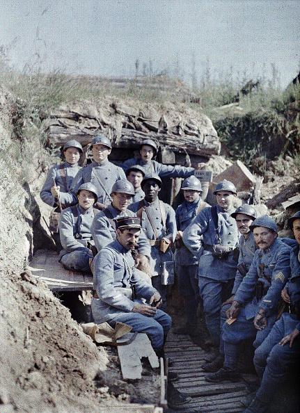 Trench「World War I In France」:写真・画像(3)[壁紙.com]