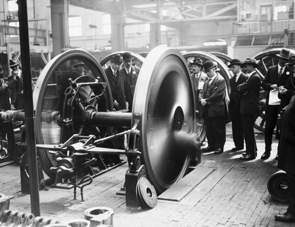 French Press「Wheel-Testing Machine」:写真・画像(8)[壁紙.com]