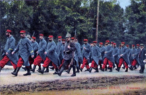 Color Image「WW1 French Prisoners」:写真・画像(17)[壁紙.com]