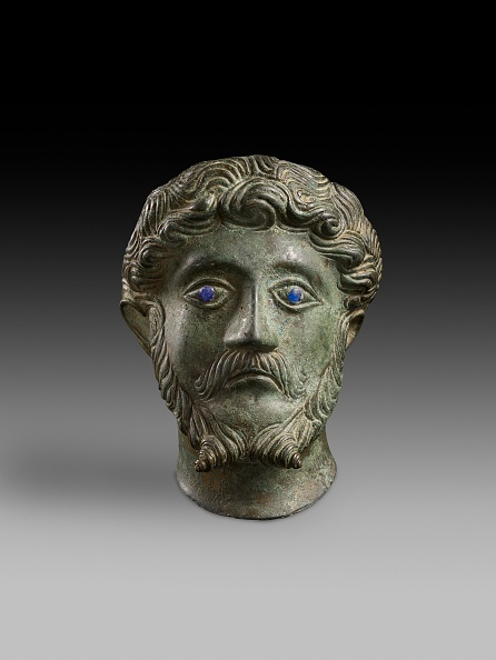 Head「Head Of Male With Inlaid Eyes Marcus Aurelius,」:写真・画像(18)[壁紙.com]