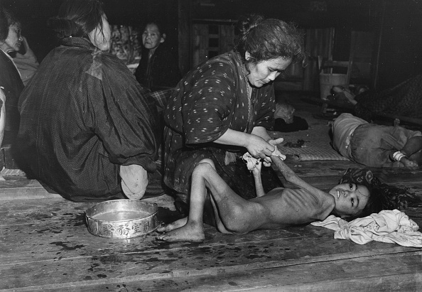 Pacific War「Wartime Famine」:写真・画像(13)[壁紙.com]