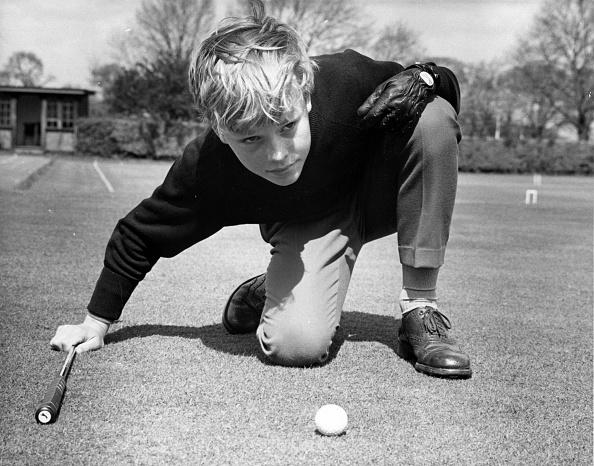 William Vanderson「Young Golfer」:写真・画像(8)[壁紙.com]
