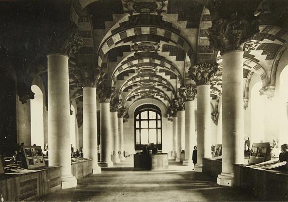 Ceiling「Former Riding School In The Louvre」:写真・画像(5)[壁紙.com]