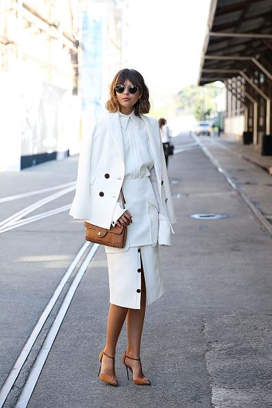 ストリートスナップ「Street Style - Mercedes-Benz Fashion Week Australia 2016」:写真・画像(16)[壁紙.com]