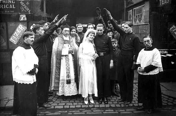 Bride「Fascist Wedding」:写真・画像(16)[壁紙.com]