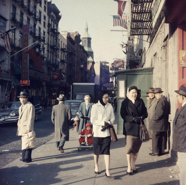 Chinese Culture「Chinatown NYC」:写真・画像(11)[壁紙.com]
