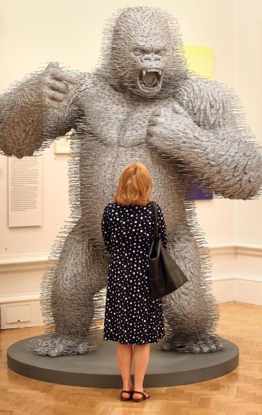 美術「The Royal Academy Opens Its Doors To The Annual Summer Exhibition」:写真・画像(19)[壁紙.com]