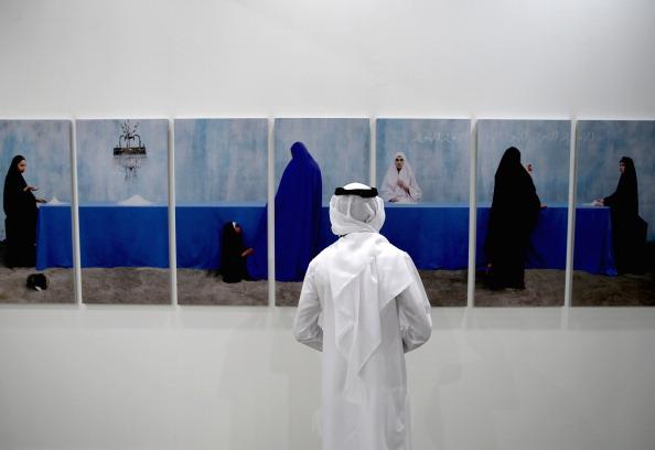 Francois Nel「Art Dubai 2014 - Collectors Circle Preview」:写真・画像(15)[壁紙.com]