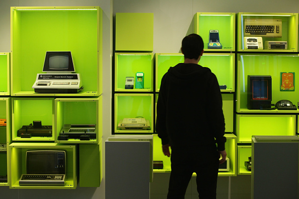 Man Made「Computer Game Museum Opens In Berlin」:写真・画像(9)[壁紙.com]