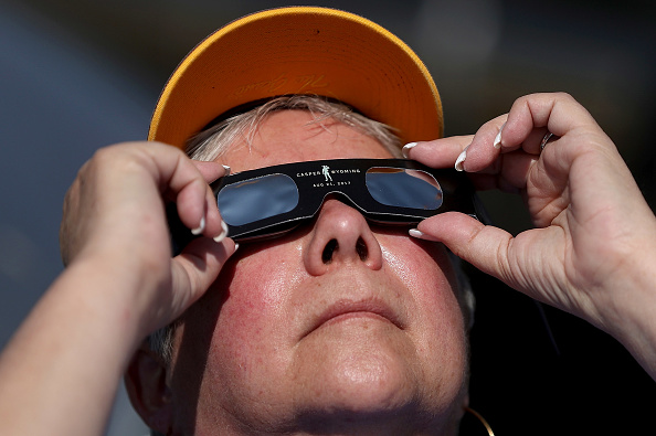 Eclipse「Solar Eclipse Visible Across Swath Of U.S.」:写真・画像(11)[壁紙.com]