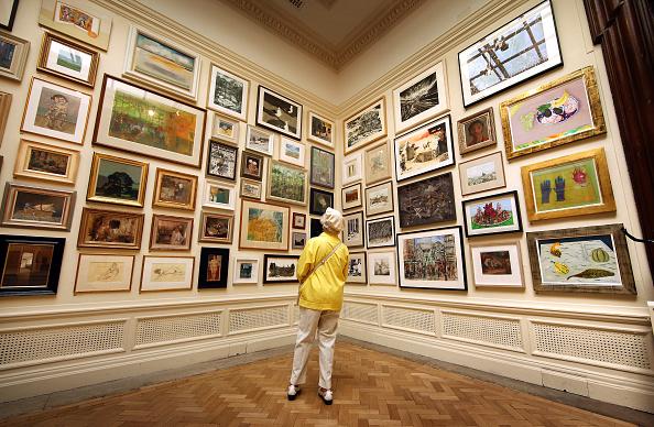アート「The Royal Academy Opens Its Doors To The Annual Summer Exhibition」:写真・画像(12)[壁紙.com]