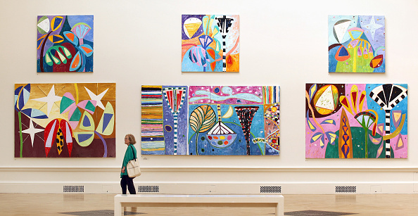 Art Museum「The Royal Academy Opens Its Doors To The Annual Summer Exhibition」:写真・画像(0)[壁紙.com]