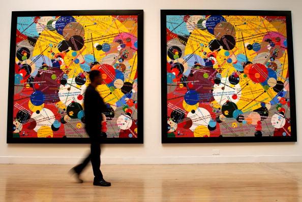 Defocused「Turner Prize 2002 Exhibition」:写真・画像(5)[壁紙.com]