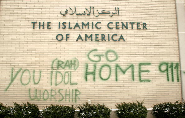 USA「Detroit Area Mosques Vandalized」:写真・画像(11)[壁紙.com]
