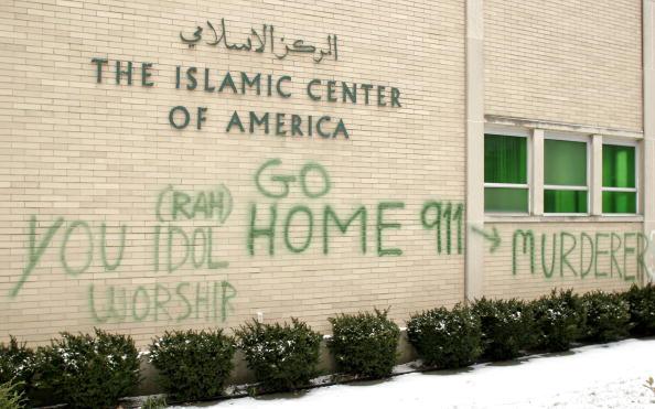 USA「Detroit Area Mosques Vandalized」:写真・画像(18)[壁紙.com]