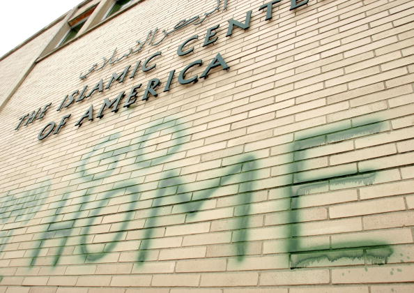 Bill Pugliano「Detroit Area Mosques Vandalized」:写真・画像(15)[壁紙.com]