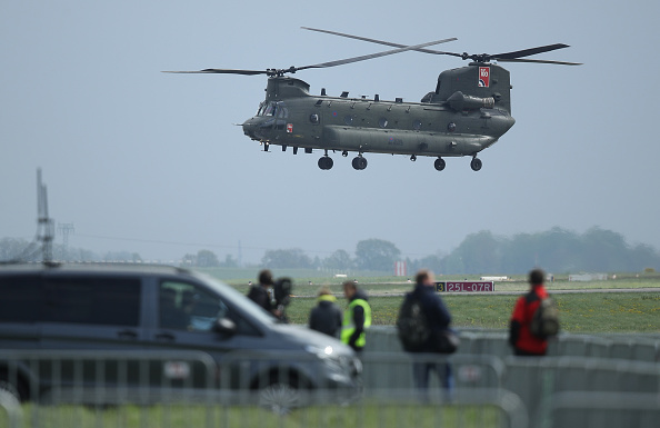 CH-47 Chinook「ILA Berlin Air Show 2018」:写真・画像(12)[壁紙.com]