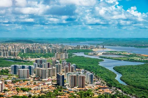 Tropical Pattern「Aracaju, capital of the State of Sergipe」:スマホ壁紙(7)