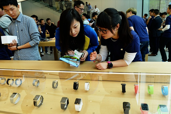 Apple Watch「Hangzhou Opens Second Apple Store」:写真・画像(10)[壁紙.com]