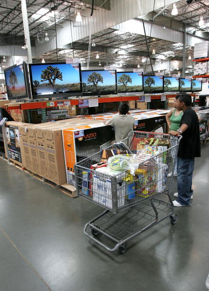 Electrical Equipment「Grocery Sales Help Costco Sales Growth」:写真・画像(18)[壁紙.com]