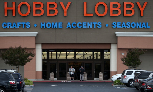 Hobby Lobby「Hobby Lobby At Center Of Supreme Court Case Against Affordable Care Act Birth Control Clause」:写真・画像(17)[壁紙.com]