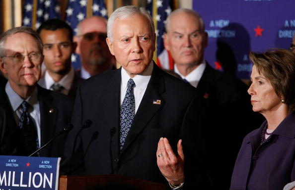 Insurance「Members Of Congress Urge Override Of Bush Children's Health Care Veto」:写真・画像(16)[壁紙.com]
