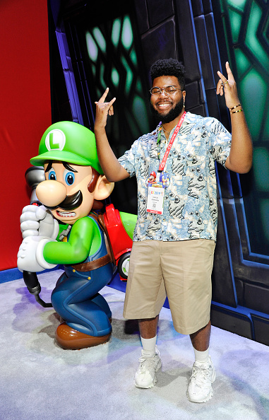 Visit「Nintendo Demos New Titles For Nintendo Switch For Celebrities At 2019 E3 Gaming Convention」:写真・画像(0)[壁紙.com]