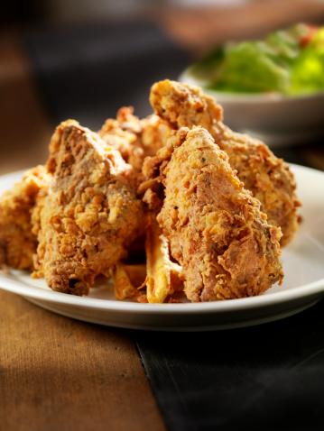 Chicken Wing「Fried Chicken and Waffles」:スマホ壁紙(3)