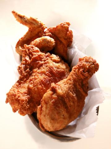 Southern Food「Fried chicken」:スマホ壁紙(17)