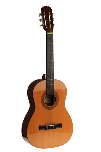 Guitar「Guitar on a white background」:スマホ壁紙(6)