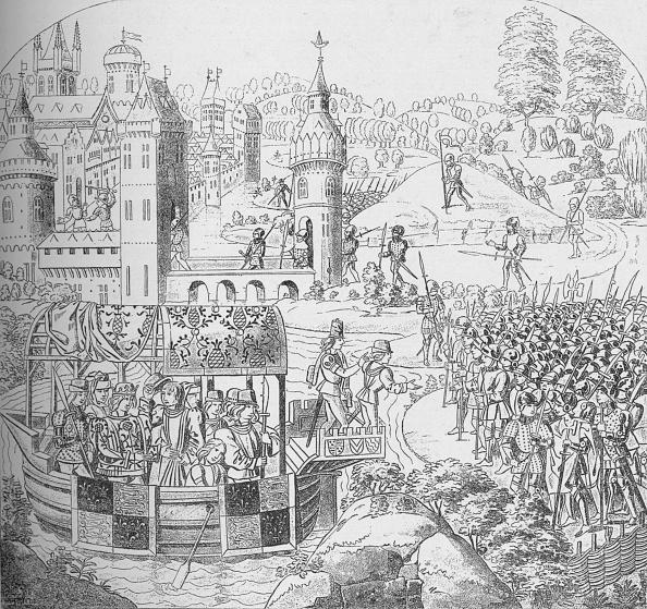 UK「The Peasants' Revolt of 1381, 1804 (1906)」:写真・画像(15)[壁紙.com]
