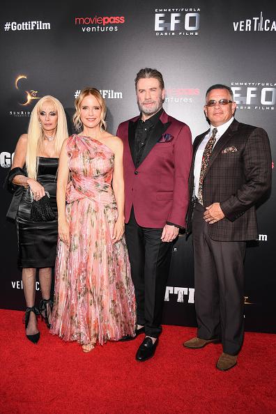 "Kelly public「NY Premiere Of ""Gotti"" Starring John Travolta, In Theaters June 15,2018」:写真・画像(11)[壁紙.com]"