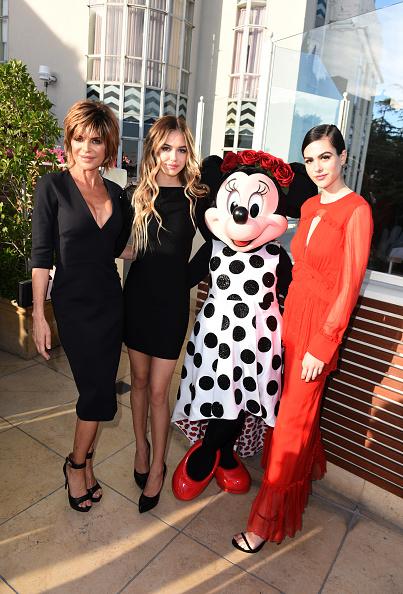 ミニーマウス「Minnie Mouse at Fashion LA Awards」:写真・画像(2)[壁紙.com]