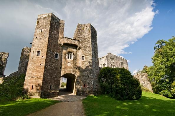 Castle「Berry Pomeroy Castle」:写真・画像(19)[壁紙.com]
