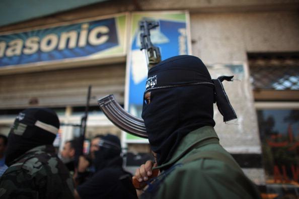 Gaza Strip「Palestinian Authority To Seek UN Recognition」:写真・画像(7)[壁紙.com]