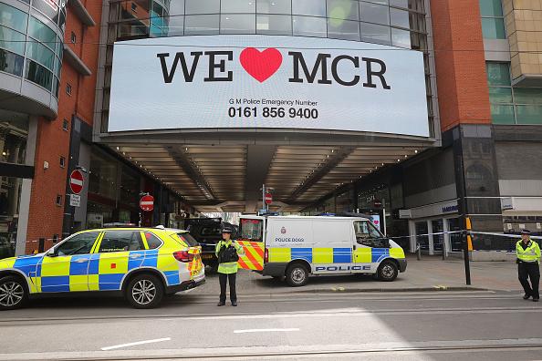 Manchester - England「Deadly Blast Kills 22 at Manchester Arena Pop Concert」:写真・画像(18)[壁紙.com]