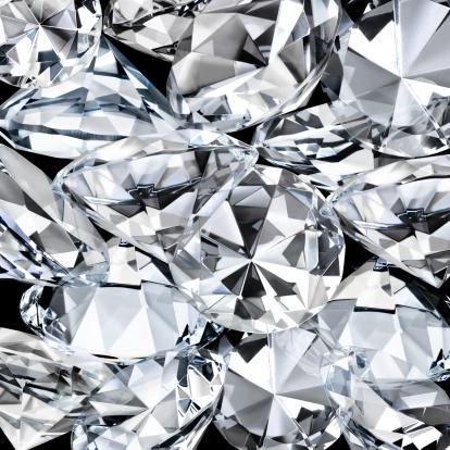 貴石「ダイヤモンド側面のクローズアップの背景」:スマホ壁紙(11)