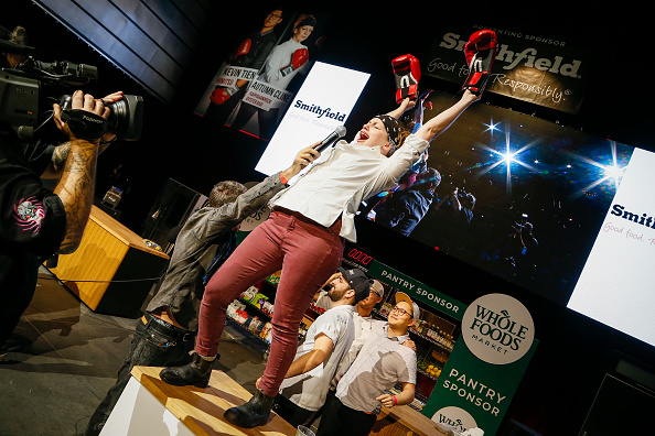 軟体動物「DC Central Kitchen Hosts 15th Annual Capital Food Fight」:写真・画像(3)[壁紙.com]
