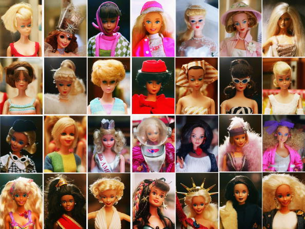 Variation「Barbie Approaches Her 50th Birthday」:写真・画像(16)[壁紙.com]