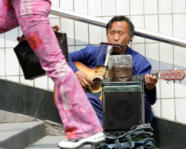 Begging - Social Issue「China Cuts Number Of People Living In Poverty」:写真・画像(18)[壁紙.com]