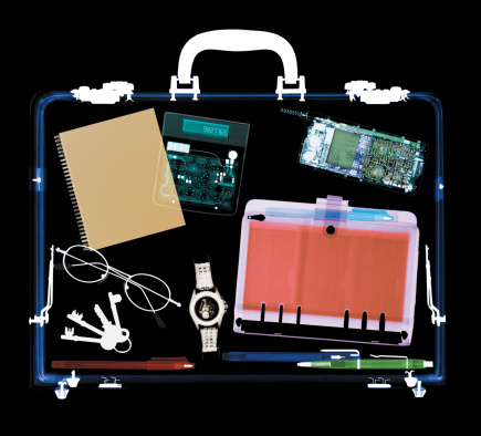 Briefcase「Briefcase and contents」:スマホ壁紙(14)