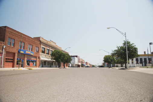 Small Town America「Empty Street」:スマホ壁紙(18)
