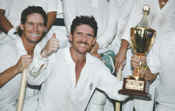Winning「1987 Cricket World Cup Final Australia v England」:写真・画像(19)[壁紙.com]