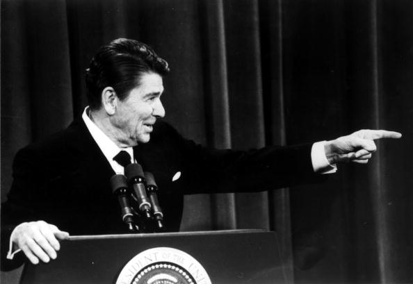 Profile View「Ronald Reagan」:写真・画像(3)[壁紙.com]