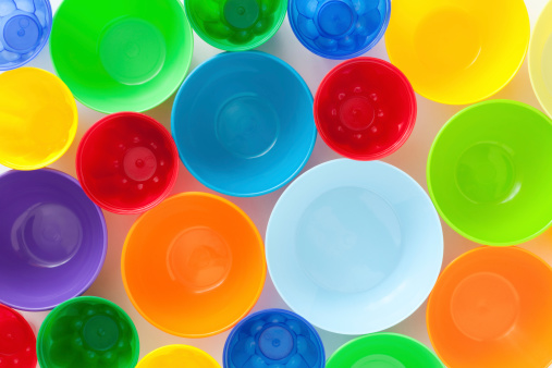 Crockery「Plastic bowls」:スマホ壁紙(9)