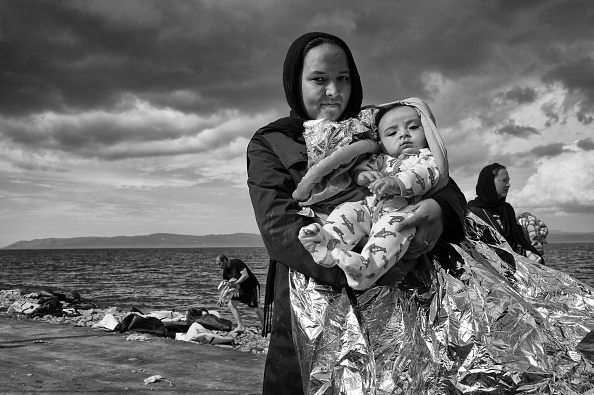 Tom Stoddart Archive「Refugees On Lesbos」:写真・画像(16)[壁紙.com]