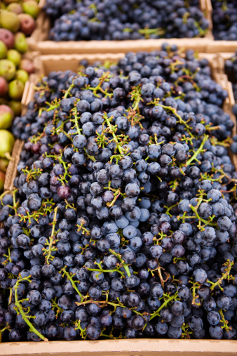 Grape「concord grapes for sale at farmer's market」:スマホ壁紙(7)