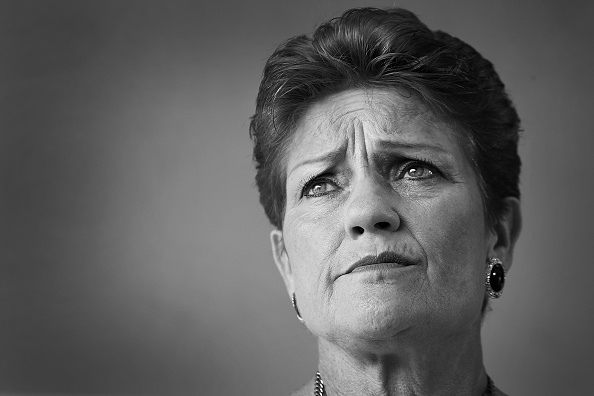 Lisa Maree Williams「Pauline Hanson Meets With QLD Taxi Representatives On Sunshine Coast」:写真・画像(10)[壁紙.com]