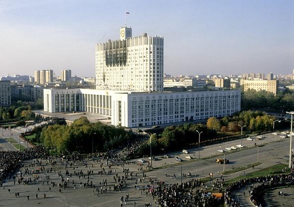 Dawn「Russian constitutional crisis」:写真・画像(1)[壁紙.com]